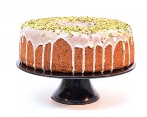 CAKE AU PISTACHE